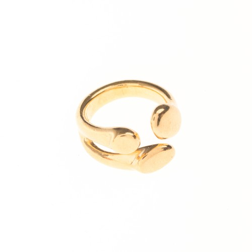 Δαχτυλίδι chevallier τριπλό