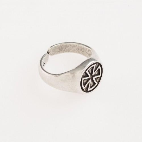"""Δαχτυλίδι """"Σταυρός"""""""