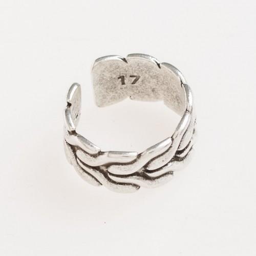 """Δαχτυλίδι """"Αλυσίδα"""""""