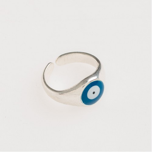 """Δαχτυλίδι  """"μάτι"""""""