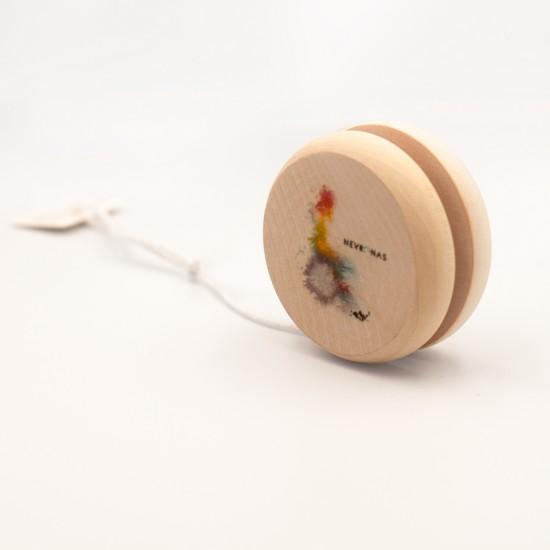 Yo-Yo Ξύλινο