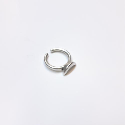 Δαχτυλίδι boomerang επάργυρο