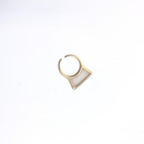 Δαχτυλίδι chevallier πλακέ