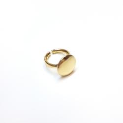 Δαχτυλίδι στρογγυλό σχήμα