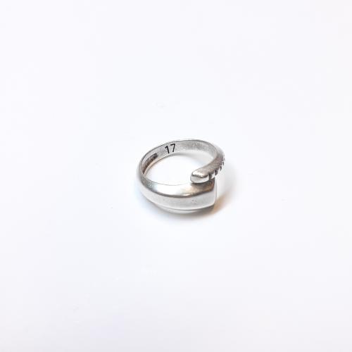 Δαχτυλίδι σφυρίλατο